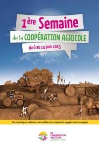 Les semaines de coopération agricole et printemps bio